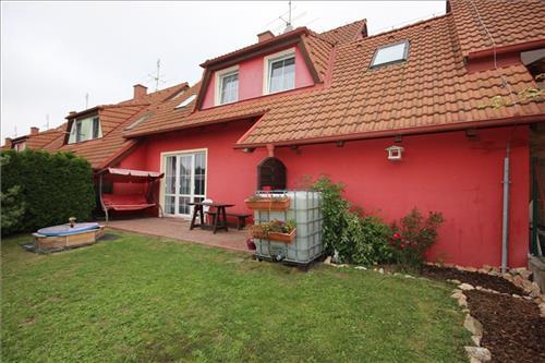 Aukce rodinného domu v Dřítni