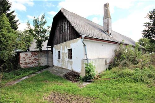 Aukce rodinného domu v Táboře-Čelkovicích