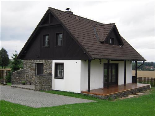 Aukce rodinného domu v Malešíně u Vodice