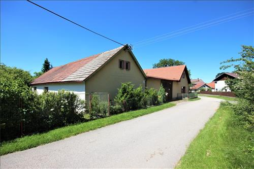 Prodej rodinného domu ve Vyskytné, okr. Pelhřimov